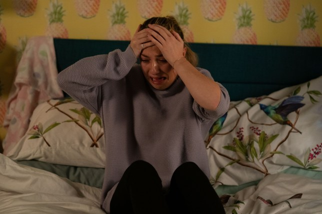 Louise Mitchell in EastEnders