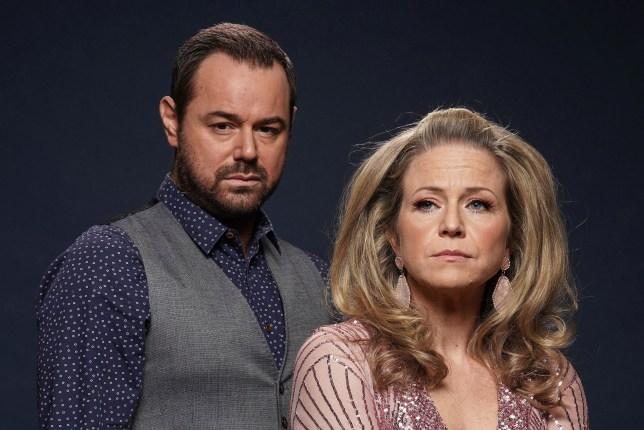Mick and Linda in EastEnders