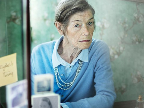 Glenda Jackson praised for acting 'masterclass' in Elizabeth Is Missing after 27-year TV absence