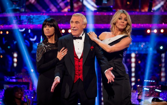 Strictly Come Dancing's Bruce Forsyth 'would be most accepting of same-sex couples' on show