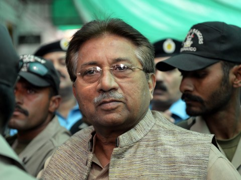 Former president of Pakistan Pervez Musharraf sentenced to death by hanging