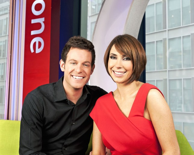 Why is Matt Baker leaving The One Show and where is he going?