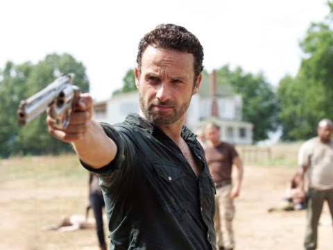 The Walking Dead's Andrew Lincoln back fighting zombies ahead of Rick Grimes movies
