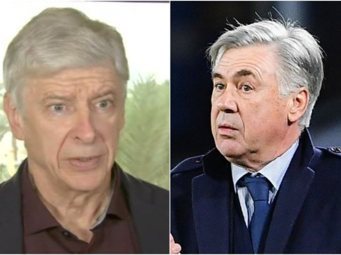 Arsene Wenger backs Everton's move to appoint Carlo Ancelotti as manager