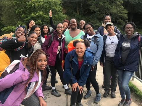 Black Girls Hike is diversifying the great outdoors: 'Nature is accessible, but not inclusive'