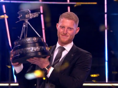 Ben Stokes wins BBC Sports Personality of the Year after England heroics
