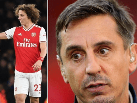 Gary Neville blasts Arsenal stars and brands player recruitment at club 'bewildering'