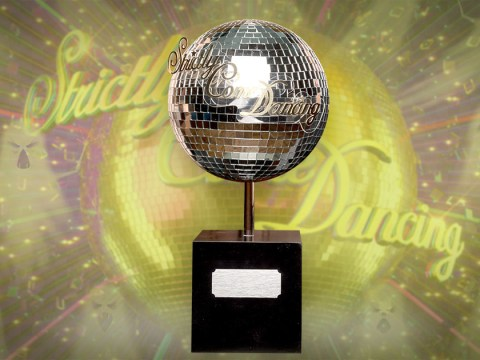 Strictly Come Dancing bosses fear the Glitterball Trophy is 'cursed' as it breaks days before final