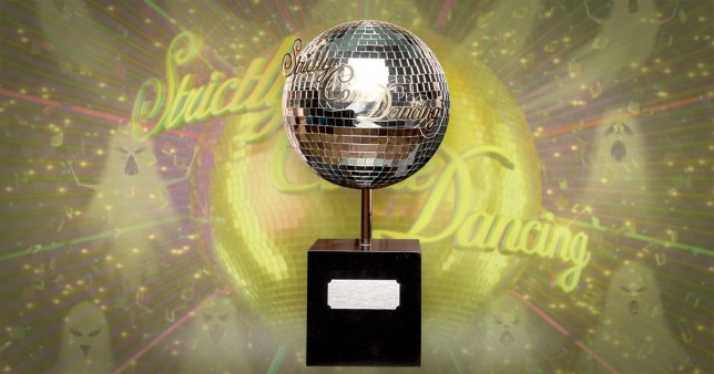 Strictly's glitterball is falling apart