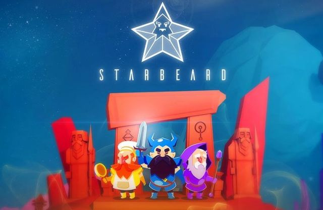 Starbeard key art