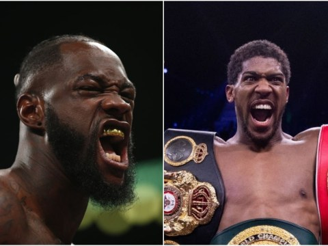 Deontay Wilder blasts Anthony Joshua over his victory against Andy Ruiz Jr