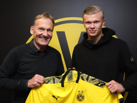 Erling Haaland rejects Manchester United transfer as striker joins Borussia Dortmund
