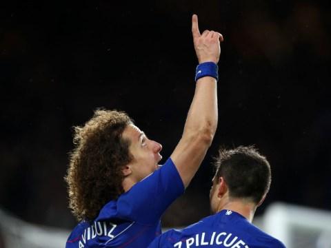 Cesar Azpilicueta sends message to David Luiz ahead of Arsenal vs Chelsea