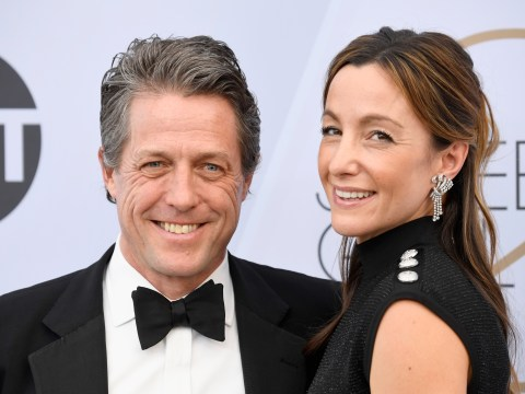 Hugh Grant now admits he was 'plain wrong' after declaring he didn't want to get married