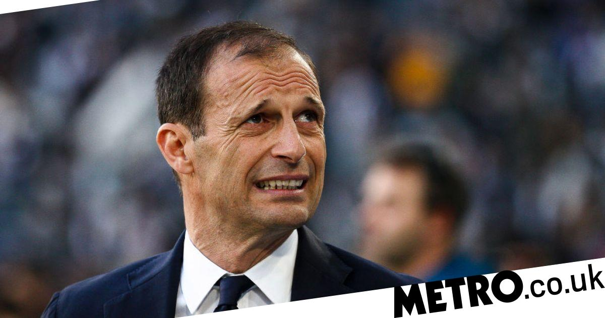 Max Allegri has two big concerns about managing Arsenal