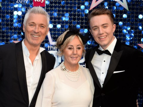 Martin Kemp plans to fatten up son Roman over Christmas after I'm A Celeb weight loss