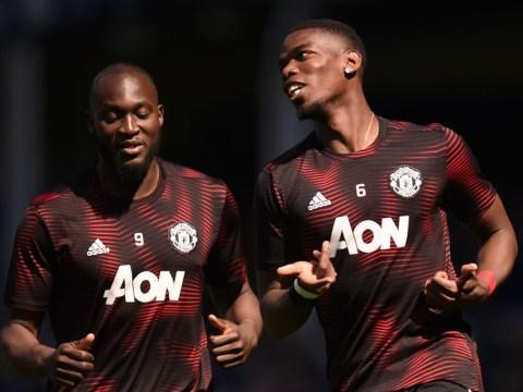 How Romelu Lukaku told Paul Pogba he was quitting Manchester United