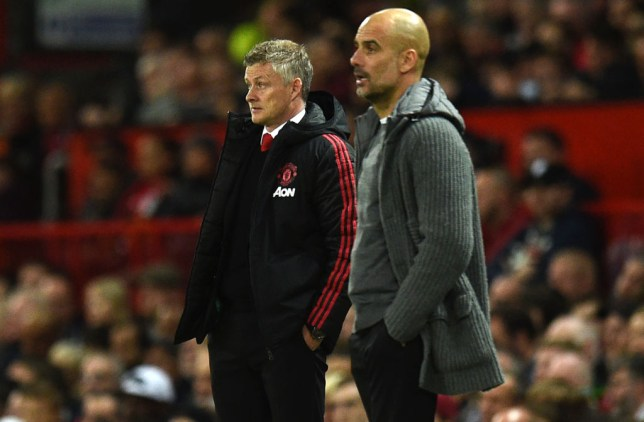 Man City vs Man Utd TV channel, live stream, kick-off time