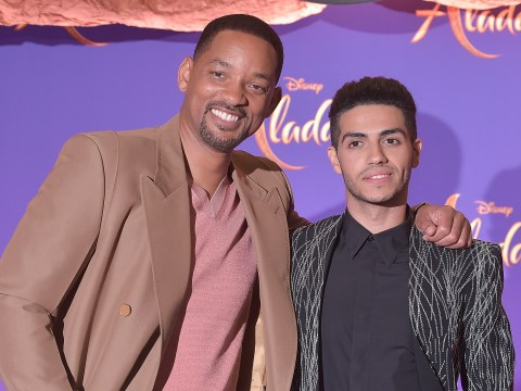 Will Smith dishes up advice as Aladdin co-star Mena Massoud struggles to land more roles