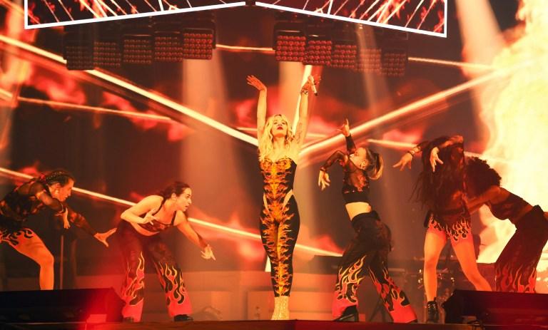 Rita Ora tour
