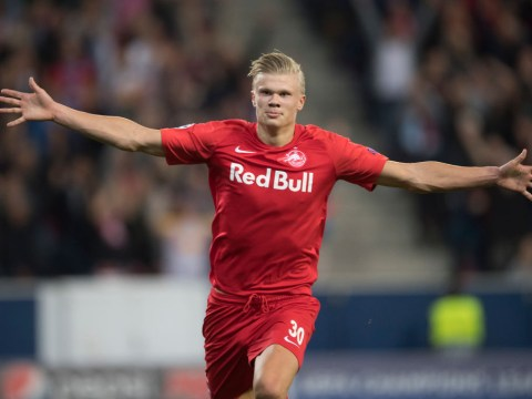 Erling Haaland has told Ole Gunnar Solskjaer he wants to sign for Manchester United