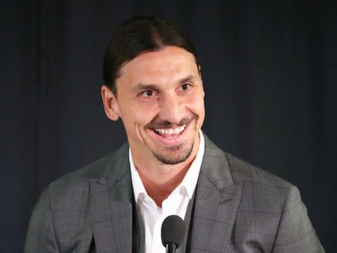 Zlatan Ibrahimovic drops major transfer hint after Tottenham speculation