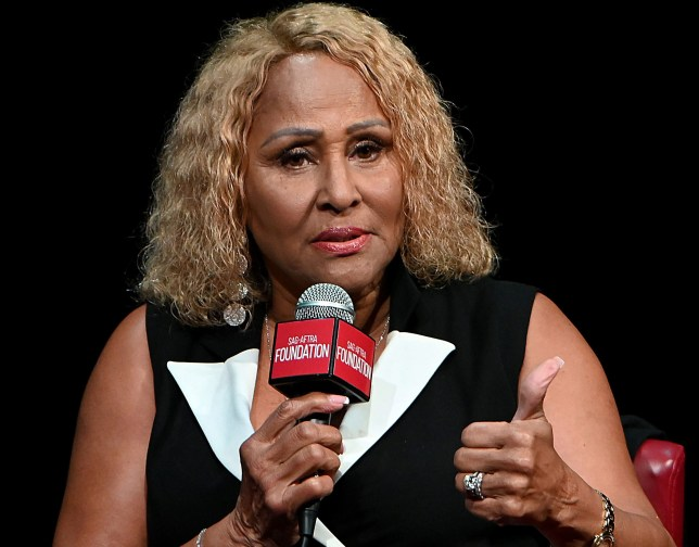 Ronettes' Darlene Love, singer behind Christmas (Baby Please Come Home) 'snubbed' for younger stars to sing HER song: 'I'm still alive'