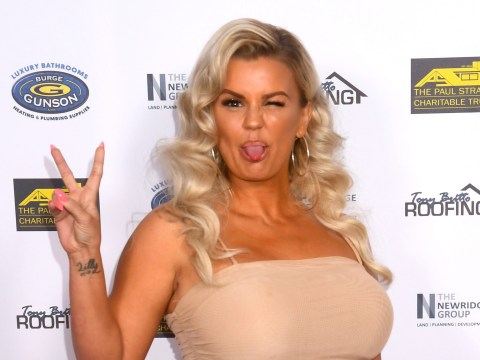 Kerry Katona desperate for new underwear this Christmas after dog ate her knickers