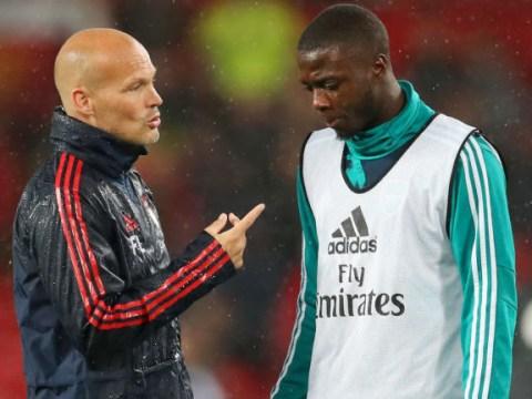 Nicolas Pepe details changes made by Freddie Ljungberg at Arsenal since Unai Emery sacking