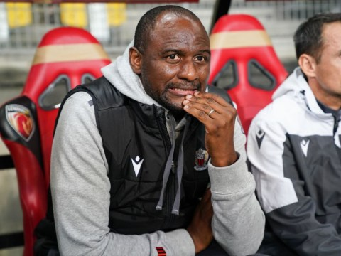 Patrick Vieira plays down speculation he could succeed Unai Emery as Arsenal manager