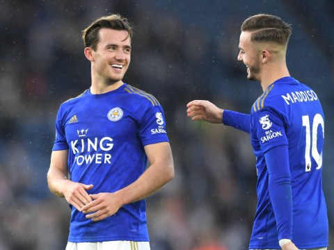 Chelsea have made Leicester City's Ben Chilwell their number one transfer target