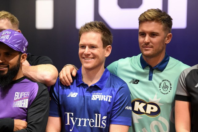 England Cricket World Cup hero Eoin Morgan has been named as London Spirit's captain for The Hundred