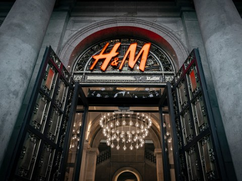 H&M to start renting clothes to shoppers at its flagship store in Stockholm