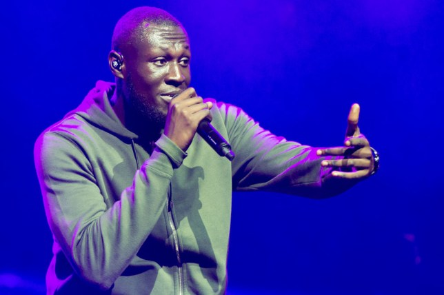 Stormzy's Heavy Is The Head was released today