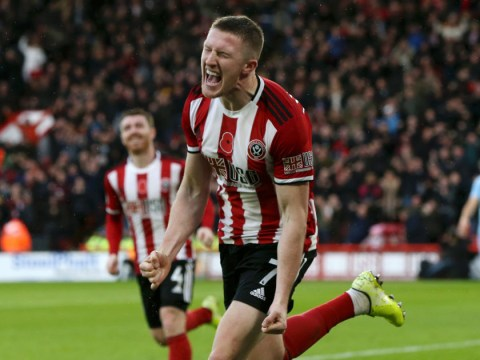 John Lundstram injury update from Sheffield United boss Chris Wilder ahead of Liverpool trip
