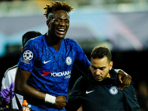 Tammy Abraham delivers positive injury update after Chelsea's defeat to West Ham