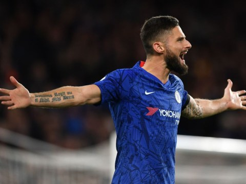 Olivier Giroud reveals he is set for showdown talks with Frank Lampard over his future