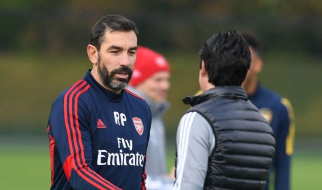Robert Pires says Arsenal are 'still sick' from Unai Emery's reign
