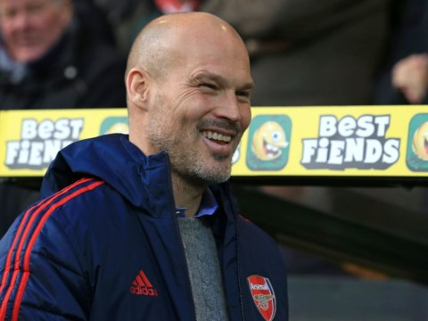 Freddie Ljungberg confirms he will not play a part in Arsenal's January transfer plans