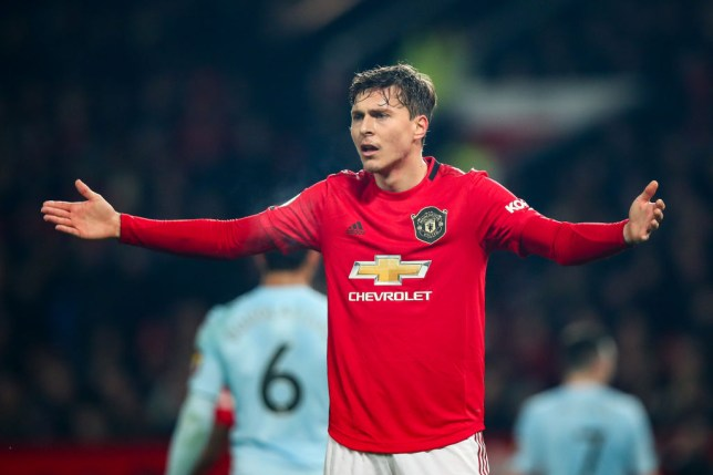Victor Lindelof's place is at risk