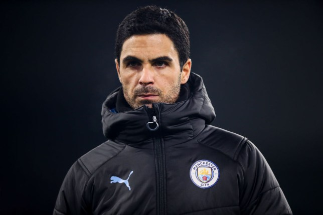 Mikel Arteta is set to become Arsenal's new manager