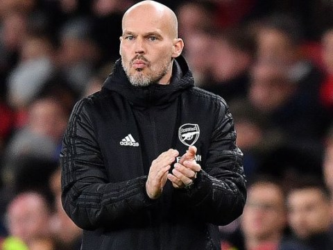 Arsenal boss Freddie Ljungberg not giving up on Champions League spot