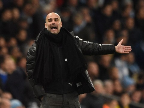 What Pep Guardiola told Manchester City dressing room after Manchester United defeat