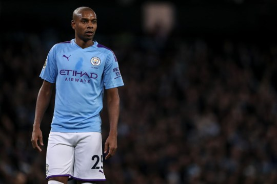 Fernandinho becomes a free agent in the summer