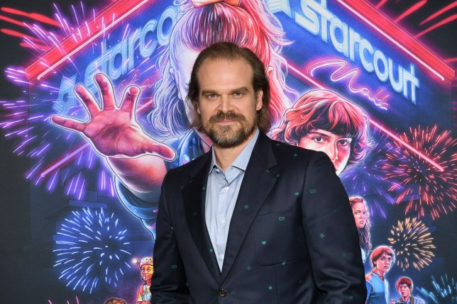 David Harbour shows up to Stranger Things-inspired Secret Cinema and our minds are blown