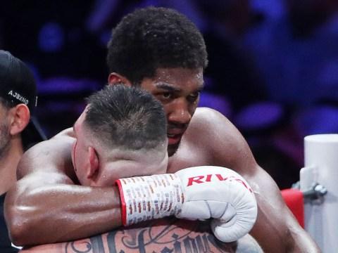 Tyson Fury finally breaks silence on Anthony Joshua's win over Andy Ruiz Jr