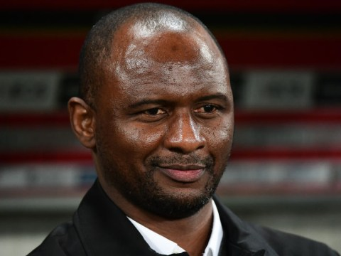 Patrick Vieira denies interviewing for Arsenal job but admits he was 'flattered' by Gunners links