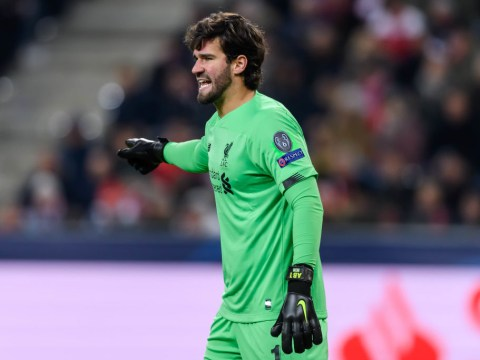 Alisson the best goalkeeper in the Premier League – except for one aspect, claims Bruce Grobelaar