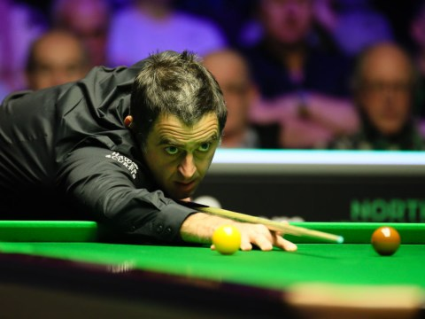 Judd Trump is the man to stop but there is no rivalry, claims Ronnie O'Sullivan