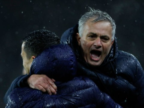 Jose Mourinho says top-four battle is wide open after Spurs victory and issues rallying call for Chelsea clash